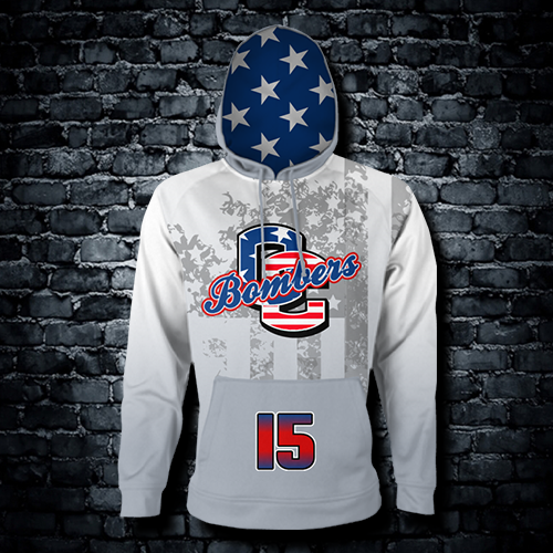 Sublimated Hoodies $35