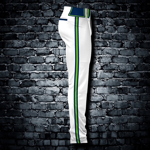 Sublimated baseball pants $35